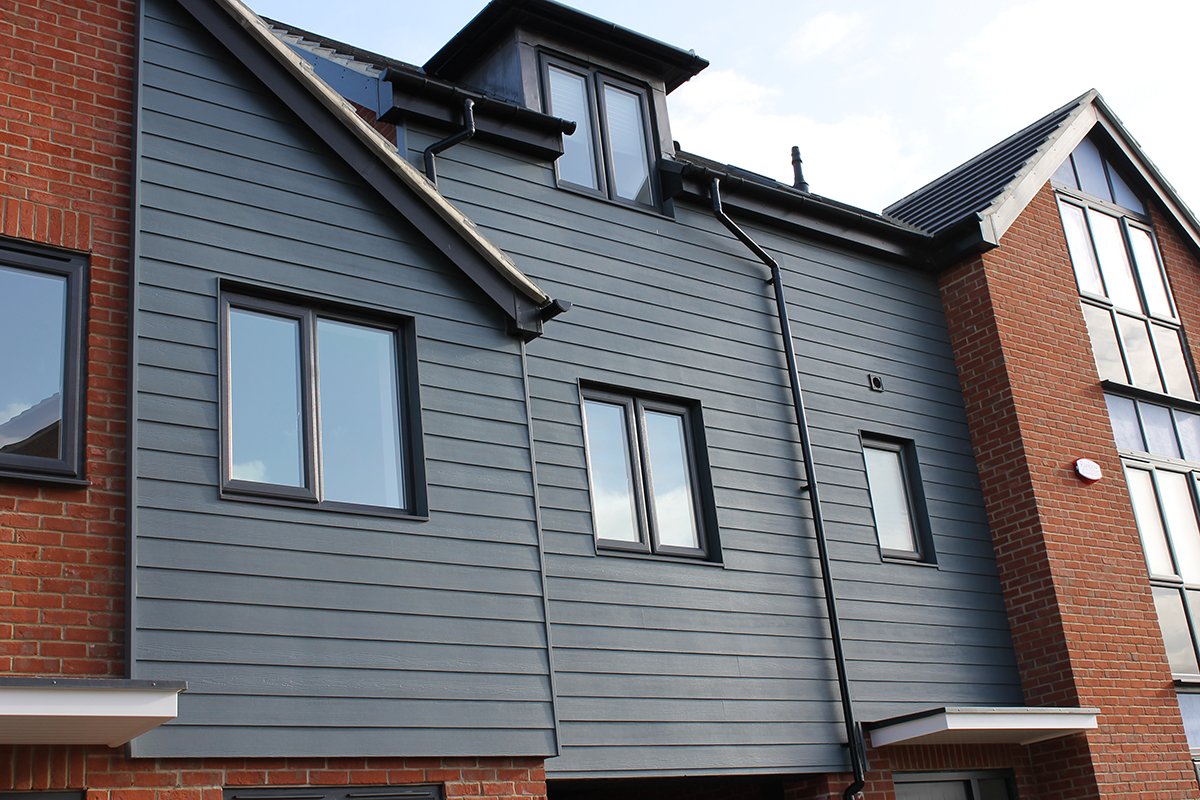 Decorative And Protective Cladding In Telford