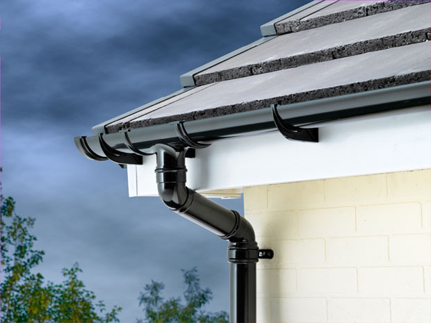 Decorative Guttering Profiles